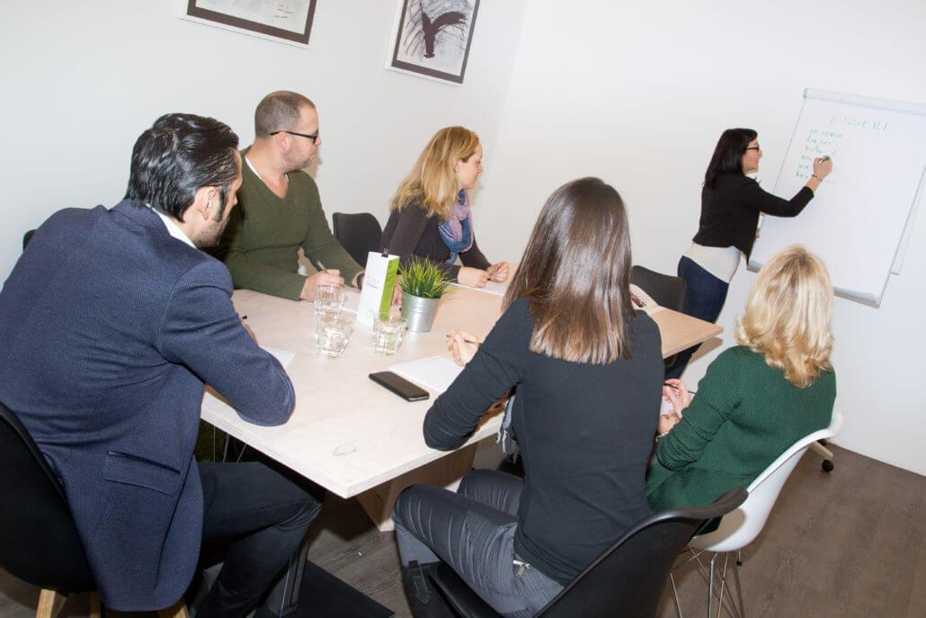 Firmeninterne Sprachkurse In-house