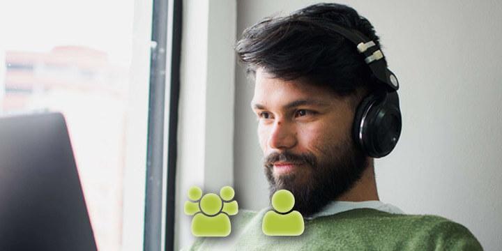 Virtuelle Sprachkurse