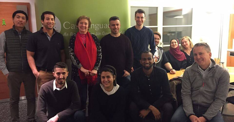 German Conversation meetups CasaLinguae