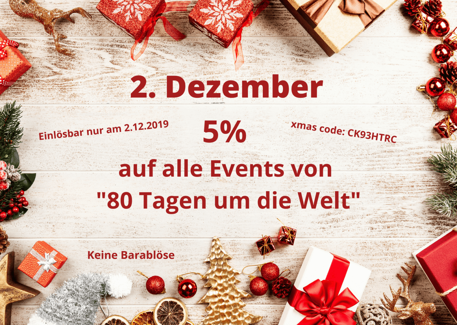 Adventkalender 2. Türchen