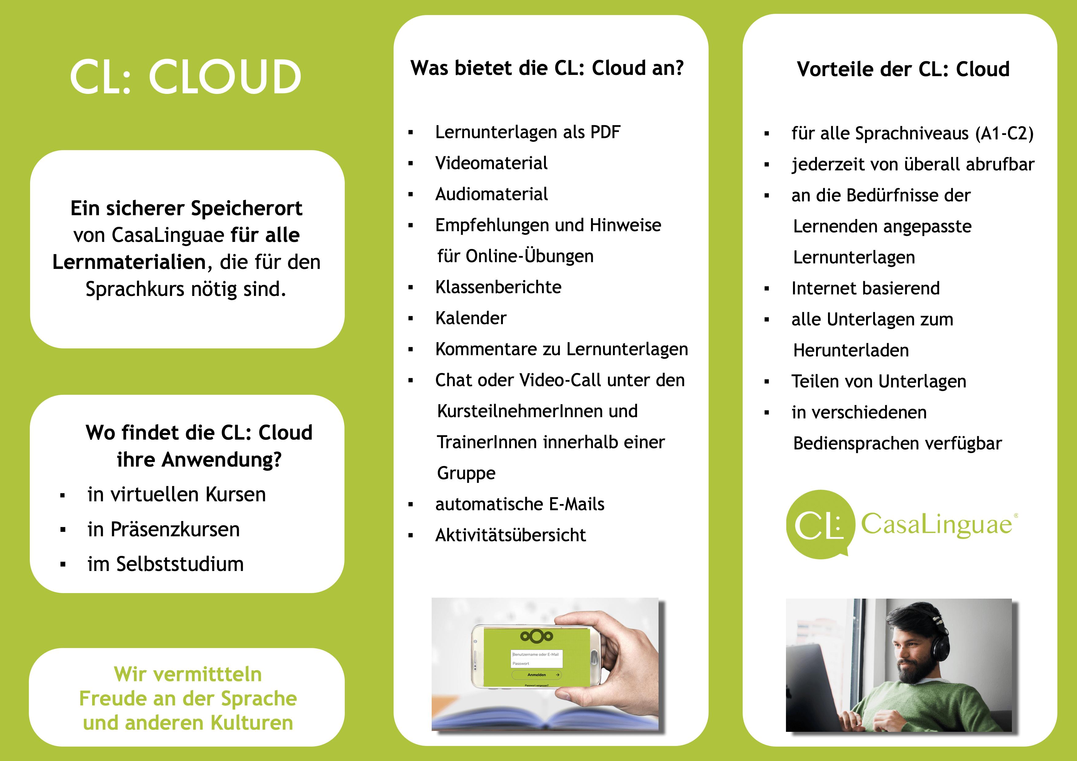 CL: Cloud Flyer