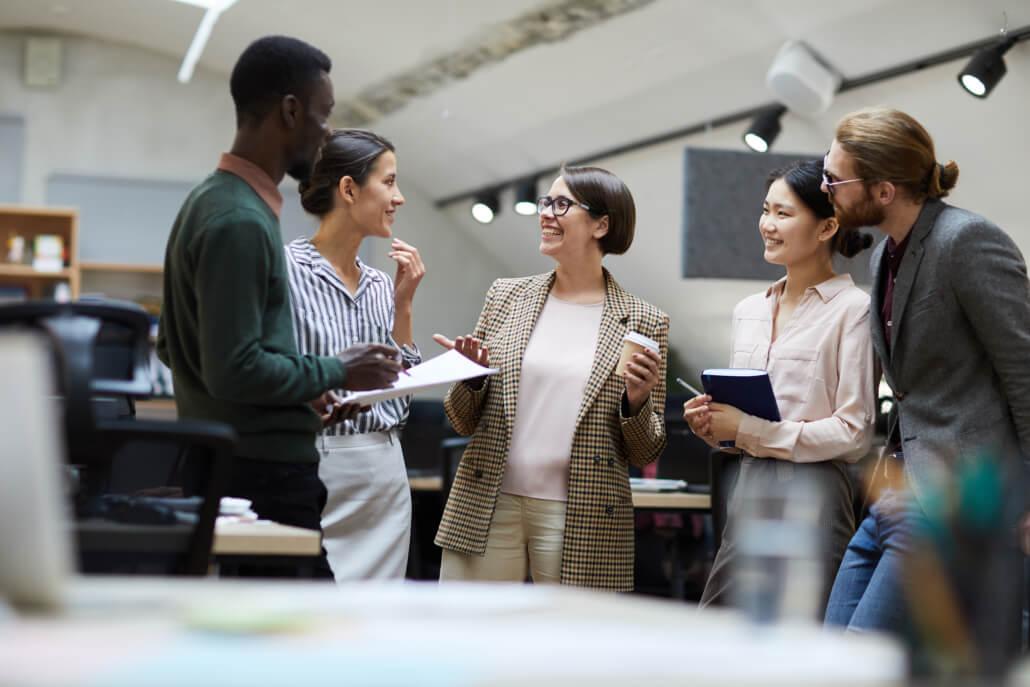 Intercultural Teams Diversity